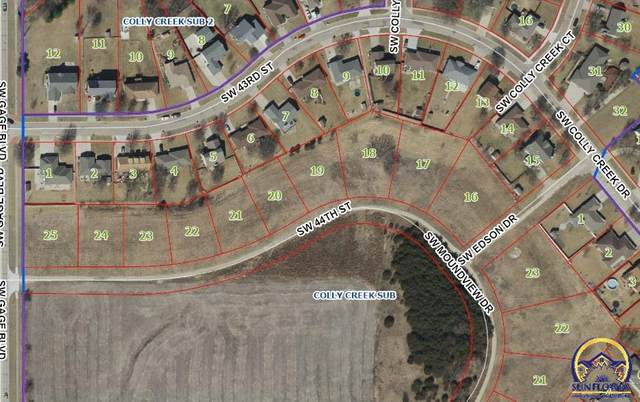 10 lots SW 44th St, Topeka, KS 66610 (MLS #216351) :: Stone & Story Real Estate Group
