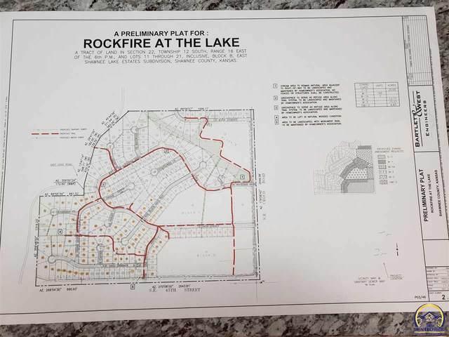 Lot D SE 44th St, Topeka, KS 66609 (MLS #216549) :: Stone & Story Real Estate Group