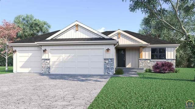 2519 SE Neptune Ct, Topeka, KS 66605 (MLS #216634) :: Stone & Story Real Estate Group