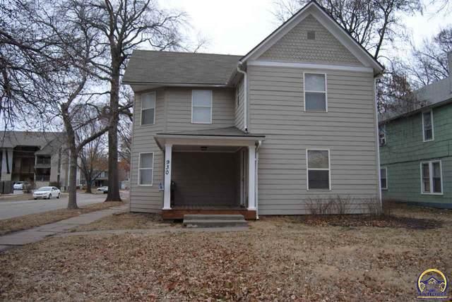 930 Fremont, Manhattan, KS 66502 (MLS #216813) :: Stone & Story Real Estate Group