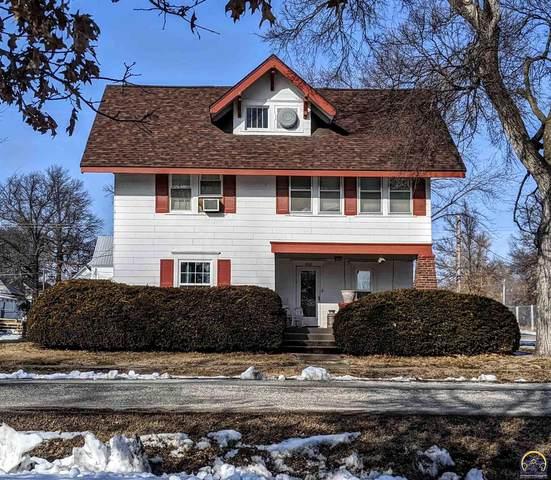 406 Elliott St., Morrill, KS 66515 (MLS #216954) :: Stone & Story Real Estate Group