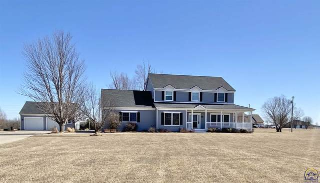 1834 SW West Trail Rd, Topeka, KS 66614 (MLS #217266) :: Stone & Story Real Estate Group