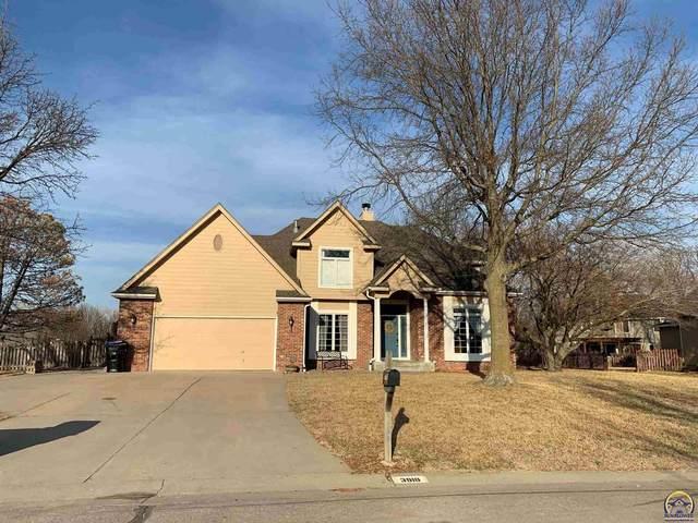 3918 SW King Arthurs Rd, Topeka, KS 66610 (MLS #217268) :: Stone & Story Real Estate Group