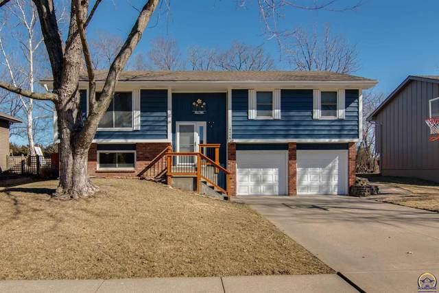 4446 SE Maryland Ave, Topeka, KS 66609 (MLS #217275) :: Stone & Story Real Estate Group
