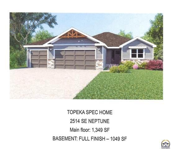 2514 SE Neptune Ct, Topeka, KS 66605 (MLS #217280) :: Stone & Story Real Estate Group