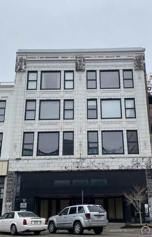 709 S Kansas Ave, Topeka, KS 66603 (MLS #217442) :: Stone & Story Real Estate Group