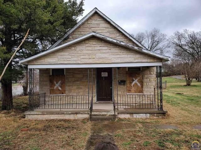 1306 SE Chandler St, Topeka, KS 66607 (MLS #217551) :: Stone & Story Real Estate Group