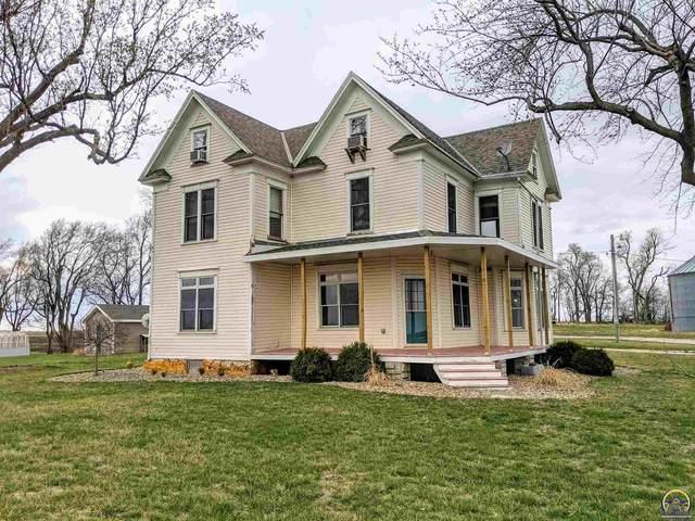 2351 232nd Rd, Sabetha, KS 66534 (MLS #217656) :: Stone & Story Real Estate Group