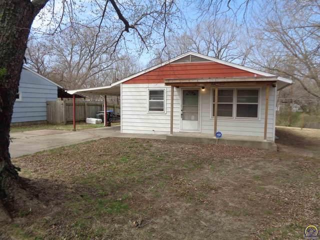 4025 SE Truman Ave, Topeka, KS 66609 (MLS #217710) :: Stone & Story Real Estate Group