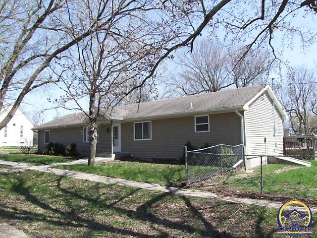 324 Iowa Ave, Wetmore, KS 66550 (MLS #217712) :: Stone & Story Real Estate Group