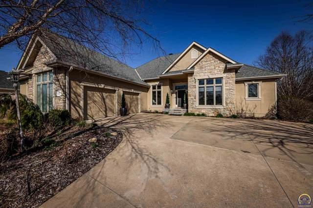 4120 SW Postoak Dr, Topeka, KS 66610 (MLS #217723) :: Stone & Story Real Estate Group