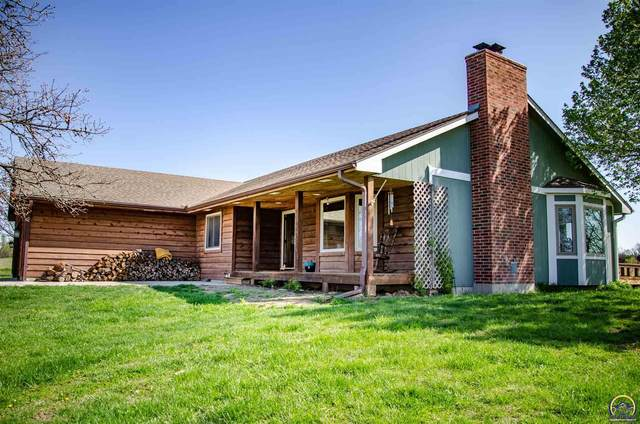 14610 P Rd, Mayetta, KS 66509 (MLS #217938) :: Stone & Story Real Estate Group