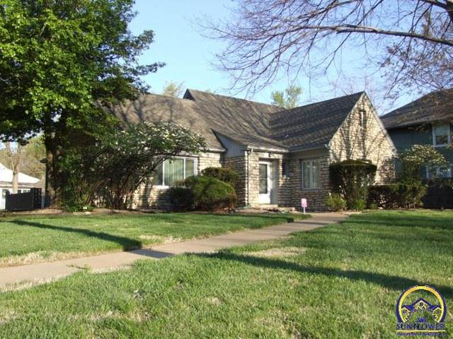 1509 SW Gage Blvd, Topeka, KS 66604 (MLS #218020) :: Stone & Story Real Estate Group