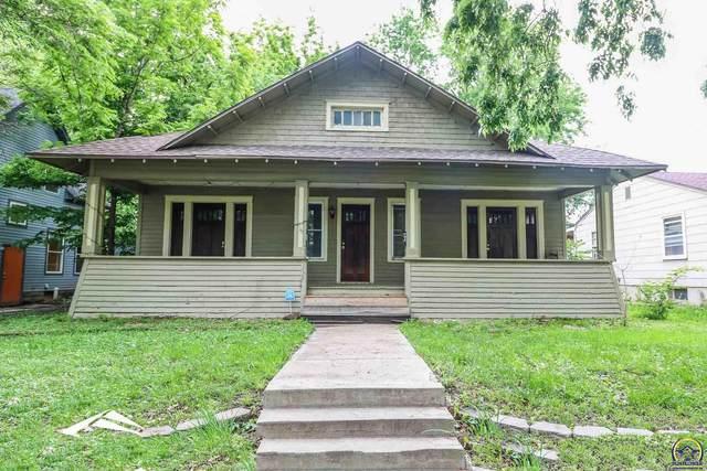 1008-1010 Pierre St, Manhattan, KS 66502 (MLS #218056) :: Stone & Story Real Estate Group