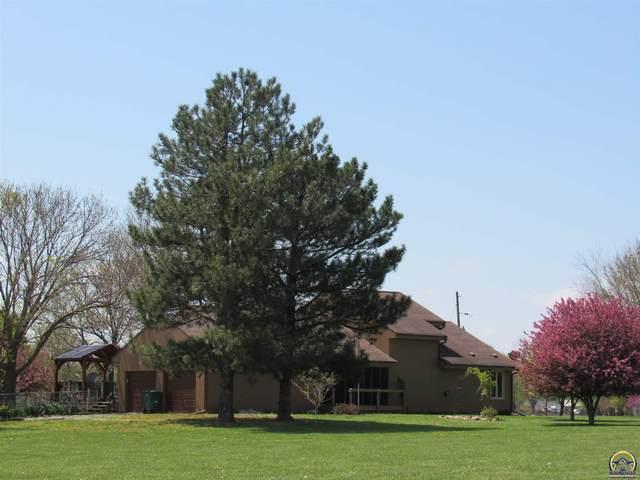 898 Avenue B, Olivet, KS 66856 (MLS #218060) :: Stone & Story Real Estate Group