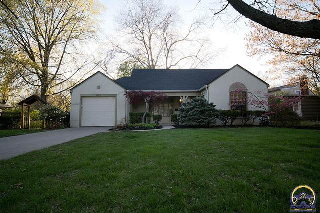 2009 SW Collins Ave, Topeka, KS 66604 (MLS #218107) :: Stone & Story Real Estate Group