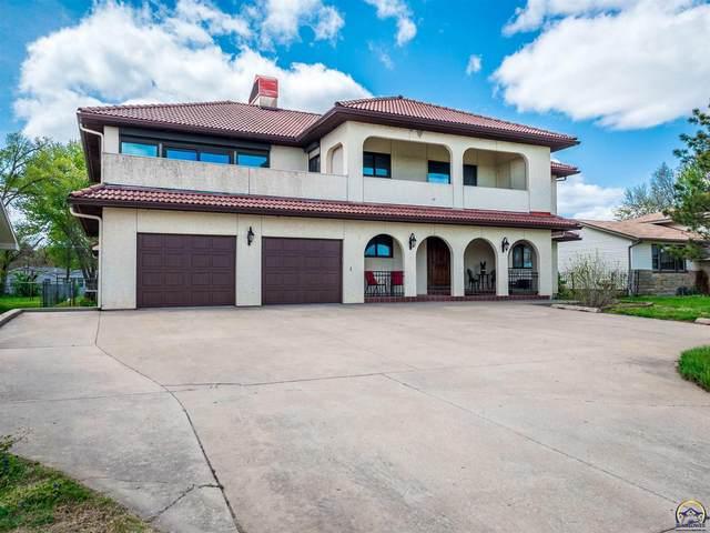 3519 SE West Edge Rd, Topeka, KS 66605 (MLS #218127) :: Stone & Story Real Estate Group