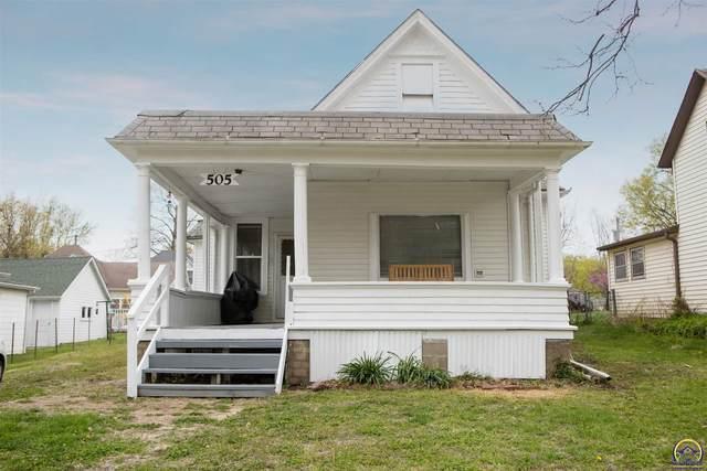 505 Nebraska Ave, Holton, KS 66436 (MLS #218206) :: Stone & Story Real Estate Group