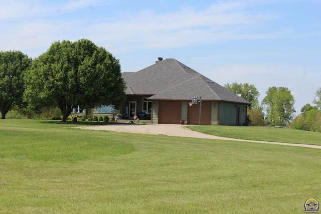 4248 E Us Highway 56, Overbrook, KS 66524 (MLS #218299) :: Stone & Story Real Estate Group