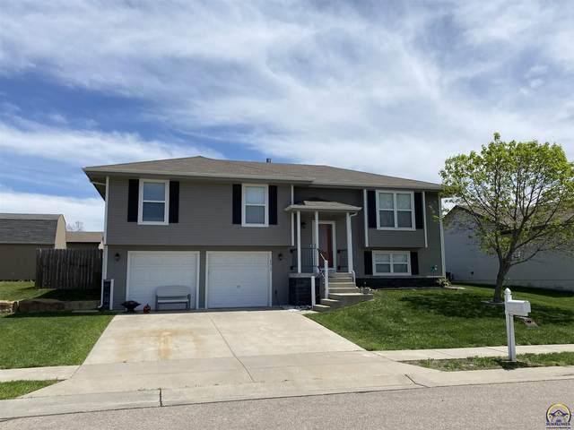 4312 SE Horseshoe Bend Dr, Topeka, KS 66609 (MLS #218311) :: Stone & Story Real Estate Group