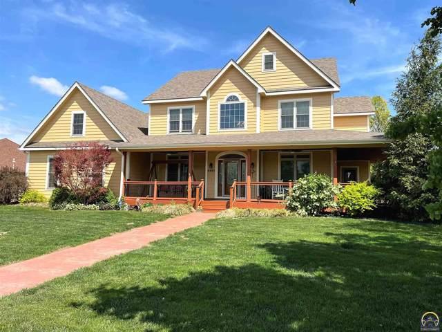 4440 SW Stone Ave, Topeka, KS 66610 (MLS #218319) :: Stone & Story Real Estate Group