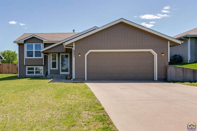 6905 SW 18th St, Topeka, KS 66615 (MLS #218503) :: Stone & Story Real Estate Group