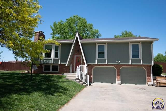 3824 SE 32nd St, Topeka, KS 66605 (MLS #218509) :: Stone & Story Real Estate Group