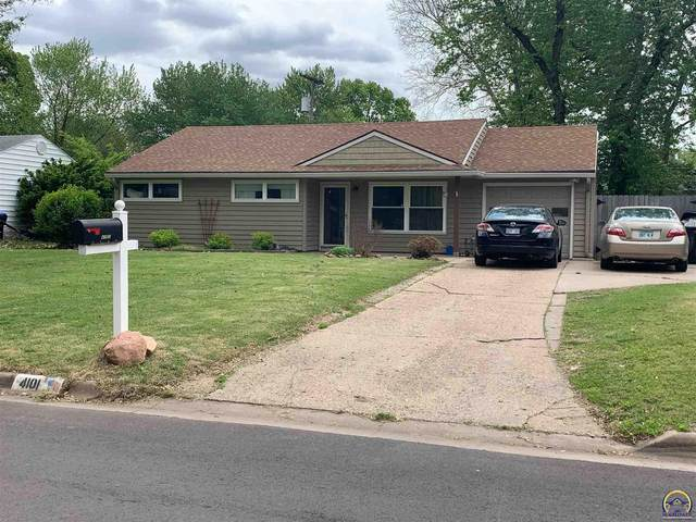 4101 SW 26th St, Topeka, KS 66614 (MLS #218516) :: Stone & Story Real Estate Group