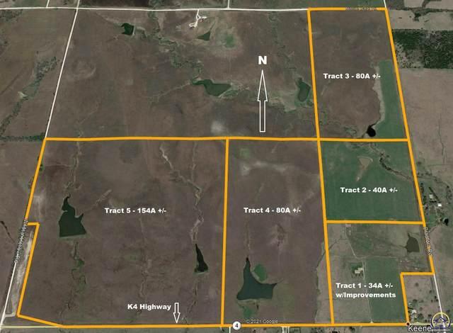 15163 K-4 Hwy, Maple Hill, KS 66507 (MLS #218926) :: Stone & Story Real Estate Group