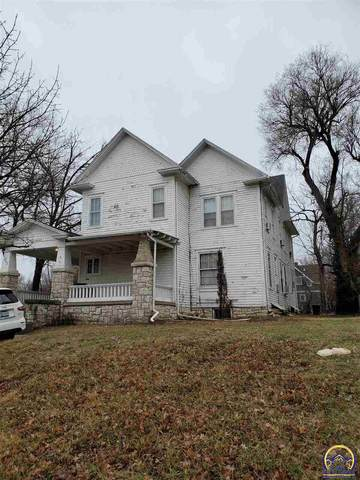 1803 Anderson Ave, Manhattan, KS 66502 (MLS #218947) :: Stone & Story Real Estate Group