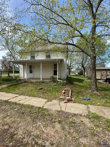 391 Gertrude, Harveyville, KS 66431 (MLS #219083) :: Stone & Story Real Estate Group