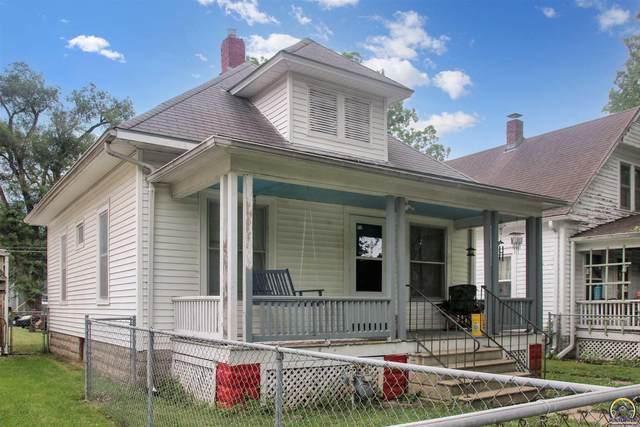 508 NE Scotland Ave, Topeka, KS 66616 (MLS #219103) :: Stone & Story Real Estate Group