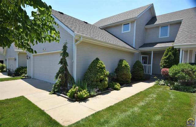 3101 SW Wanamaker Dr, Topeka, KS 66614 (MLS #219141) :: Stone & Story Real Estate Group