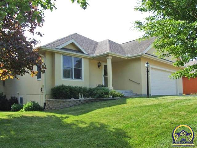 3604 SW Spring Hill Dr, Topeka, KS 66614 (MLS #219142) :: Stone & Story Real Estate Group