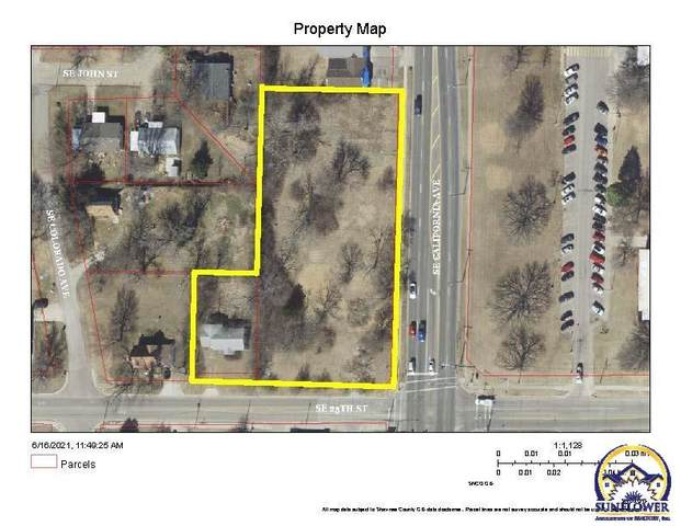 1904 SE 25th St, Topeka, KS 66605 (MLS #219253) :: Stone & Story Real Estate Group