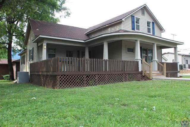 129 W 7th St, Lyndon, KS 66451 (MLS #219282) :: Stone & Story Real Estate Group