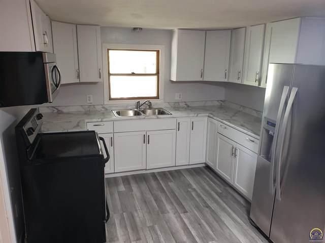 434 SE Gray St, Topeka, KS 66607 (MLS #219298) :: Stone & Story Real Estate Group
