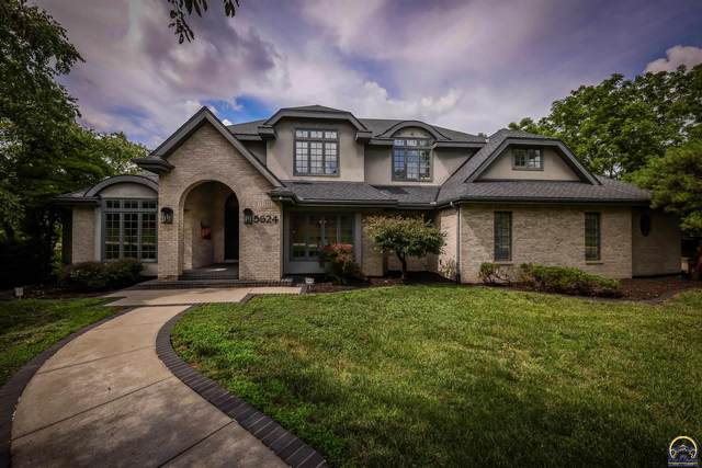 5624 SW 38th St, Topeka, KS 66610 (MLS #219402) :: Stone & Story Real Estate Group