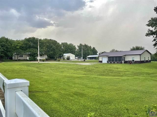 19686 Barber Rd, Denison, KS 66419 (MLS #219478) :: Stone & Story Real Estate Group