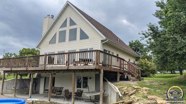 2788 South Shore Dr, Vassar, KS 66543 (MLS #219487) :: Stone & Story Real Estate Group
