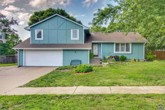 6000 SW 23rd St, Topeka, KS 66614 (MLS #219600) :: Stone & Story Real Estate Group