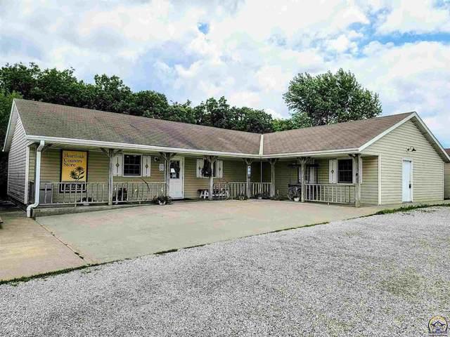 2494 200th St, Sabetha, KS 66534 (MLS #219648) :: Stone & Story Real Estate Group