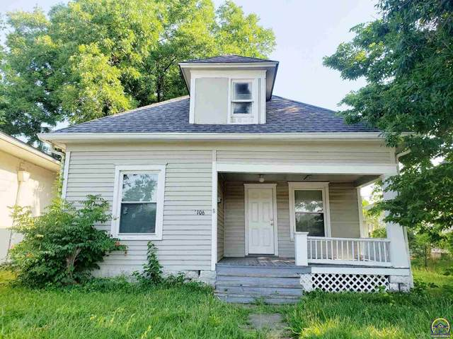 2106 SW 10th Ave, Topeka, KS 66604 (MLS #219666) :: Stone & Story Real Estate Group