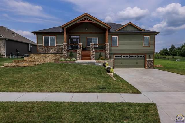 3300 SE Blazing Star Dr, Topeka, KS 66609 (MLS #219771) :: Stone & Story Real Estate Group