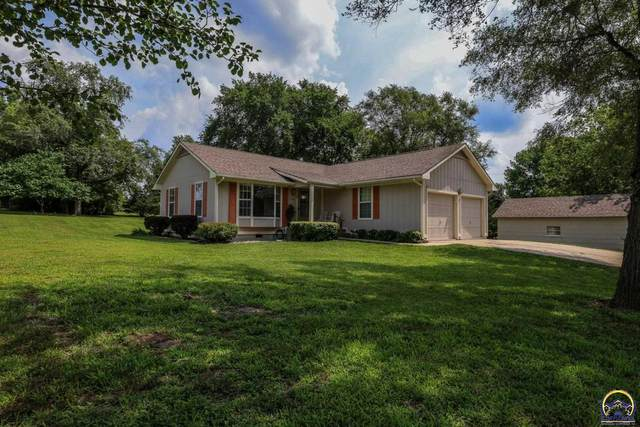 436 6th St, Wetmore, KS 66550 (MLS #219786) :: Stone & Story Real Estate Group