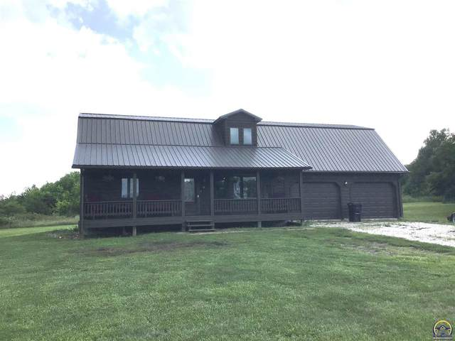3089 Oak Hill Rd, Vassar, KS 66543 (MLS #219833) :: Stone & Story Real Estate Group