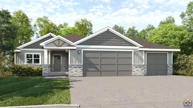 2305 NW 49th Ter, Topeka, KS 66618 (MLS #219868) :: Stone & Story Real Estate Group