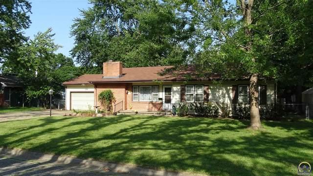 1338 SW Ward Pky, Topeka, KS 66604 (MLS #219874) :: Stone & Story Real Estate Group
