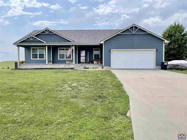 105 Sunset Ln, Maple Hill, KS 66507 (MLS #219969) :: Stone & Story Real Estate Group