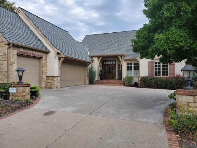 1014 SW Exmoor Ln, Topeka, KS 66604 (MLS #220848) :: Stone & Story Real Estate Group